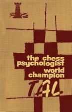 Chess Psychologist World Champion Tal (Paperback or Softback)
