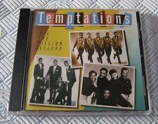The Temptations - All The Million Sellers - Scarce Motown Cd Album