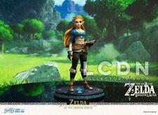 The Legend of Zelda Breath of the Wild PVC Statue PVC Zelda 25cm