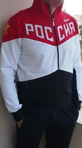 2016 Olympic games in Brazil Russian team uniform Bosco Sport mens COTTON Blend