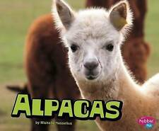 NEW Alpacas (Farm Animals) by Michelle Hasselius