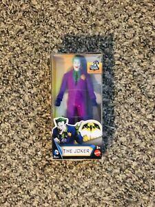 DC Comics 12 inch Posable Figure -The Joker- Mattel 2014!