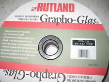 "Rutland Stove Gasket.  By the foot. 3/4"" #725  Bulk  NEW"