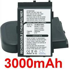 Shell +. Battery 3000mAh type E3MT11124X1 For Mitac Mio A700