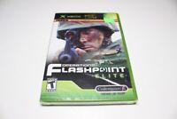 Operation Flashpoint: Elite (Microsoft Xbox, 2005) - NEW SEALED