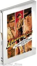 INDIANA JONES 1-3, The Adventure Collection (3 DVDs, Steelbook) NEU+OVP