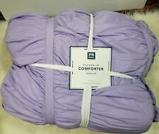 Pottery Barn Teen Dorm Pucker Up  Comforter XL Twin & Sham