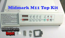 Midmark M11 Sterilizer Replacement Top Cover Kit (Red Display) (RPI #MIK197)