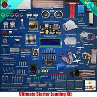 1 Pack for Raspberry B+ Kit (Black Remote) E5 Ultimate Starter Learning Kit VS