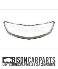 Fits Vauxhall Insignia 2014-2017 Facelift Grille Chrome Radiator Moulding VAX141