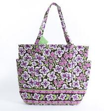NWT Vera Bradley Go Round Tote Bag women shoulder cotton bag