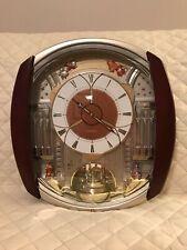 Seiko automated musical clock