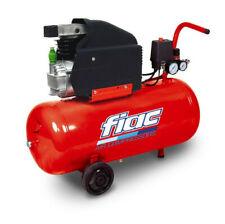 Compressore aria 50 litri Fiac Cosmos 255 da 1,5Kw -2hp max 8bar