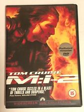 Mission: Impossible 2 (DVD, 2000)