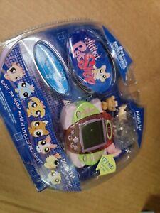 Littlest Pet Shop Pig Digital Virtual Pet Handheld Electric Game Keychain LPS