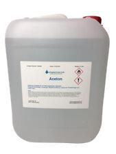ACETON 10 Liter Reiniger Verdünner Entfetter 99,5% 10L Kanister