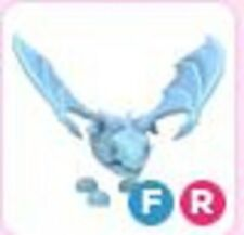 Fly Ride Frost Dragon Adopt Me Roblox