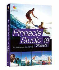 Pinnacle Studio 19 Ultimate Video Editing Software PNST19ULENAM #7179