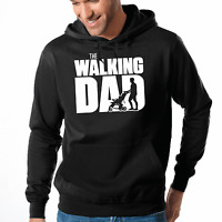 The Walking Dad Fun Vatertag Geburt Comedy Fun Spaß Kapuzenpullover Hoodie
