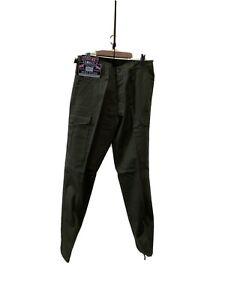 "38"" Green OG Heavy Duty Combat Trousers"