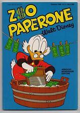 Carl Barks  ZIO PAPERONE  N. 3  Mondadori 1988 originale