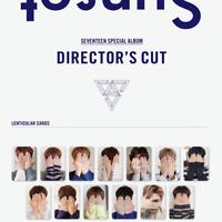SEVENTEEN - DIRECTOR'S CUT SPECIAL ALBUM LENTICULAR CARD