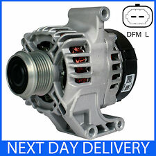 VAUXHALL/OPEL CORSA D MK3 1.3 CDTI 2004-ON DIESEL 105AMP ALTERNATOR