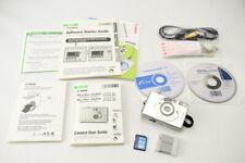 Canon PowerShot Digital ELPH SD300  4.0MP Camera New Open Box