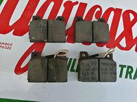 DESTOCKAGE! 4 plaquette de frein ARRIERE PEUGEOT 504 505 604 V6 TALBOT TAGORA