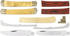 "Rough Rider Custom Shop Trapper Kit RRCS2 Makes 4 1/8"" closed trapper with stain"