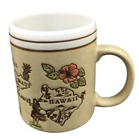 Otagiri Hawaii Collectible Coffee Mug Islands Cup Vintage