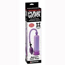 PumpWorx Beginner Penis Pump Male Enhancer Enlarger Enlargement Potent Developer