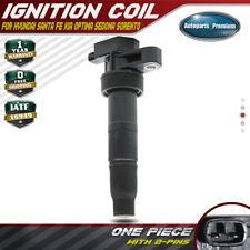 Ignition Coil for Hyundai Santa Fe Azera Sonata Genesis Sedona Sorento I4 V6