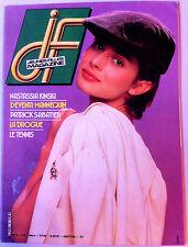 IF, Jeunes filles Magazine n°4; Nastassia Kinski/ S. Volleraux/ Telephone/ Bose