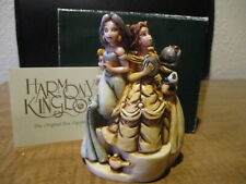 Harmony Kingdom Disney Princesses Jasmine, Belle, Snow White, Sleeping Beauty &