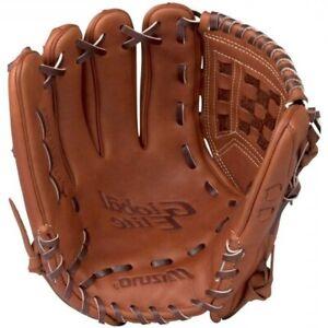 Mizuno GGE1BR 12 Inch  LHT Global Elite Pro Baseball Glove Lefty