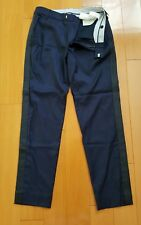 Band Of Outsiders Dark Navy Blue Skinny Leg Dress Pants Trousers Size 0