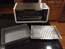 Black & Decker Spacesaver Toaster Oven Broiler TR0 550 Ty31550 Watt Stainless