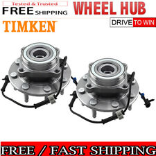 TIMKEN SP580310 Front Wheel Hub & Bearing Pair Set Kit For Chevy Pickup Truck