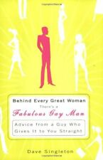 Behind Every Great Woman is a Fabulous Gay Man: Ad