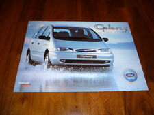 Ford Galaxy folleto España