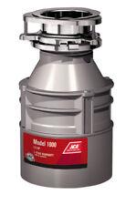 Ace Garbage Disposal 1/3 hp Gray Model 1000