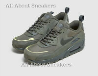 "Nike Air Max 90 Surplus ""Olive Green"" Trainers Limited Stock All Sizes"