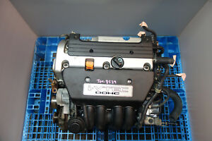 JDM Acura RSX Honda Civic SiR K20A K20A3 DOHC i-VTEC Complete Engine 2002-2006