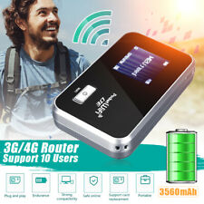 UNLOCKED Portable 3G/4G Mobile WiFi Wireless Pocket Hotspot Router Broadband AU