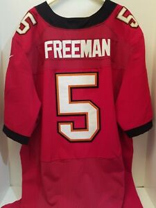 JOSH FREEMAN #5 TAMPA BAY BUCCANEERS NFL NIKE  SEWN STITCHED Jersey ADULT 52