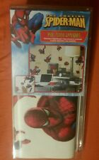 The Amazing Spiderman Peel & Stick Appliques Removable and Repositionable