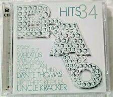 Bravo Hits 34, Sampler, 2 CD`s, guter Zustand