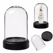 Transparent Clear Acrylic Display Box Case Stand Dustproof Tray Protection Cube