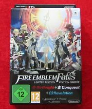 Fire Emblem Fates Limited Edition Birthright Conquest Revelation, Nintendo 3DS
